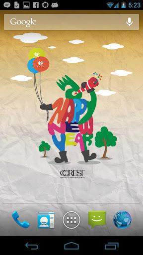 CCREST Live Wallpaper|玩個人化App免費|玩APPs