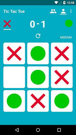 Tic Tac Toe Game - Free