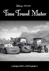 Cars Toons Time Travel Mater