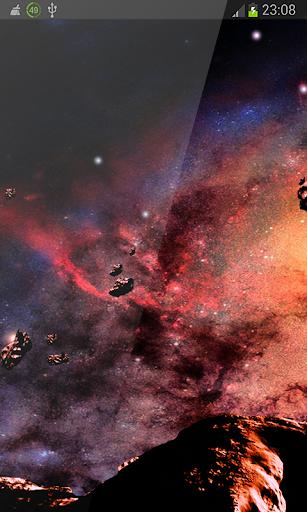 Milky Way space HD LWP
