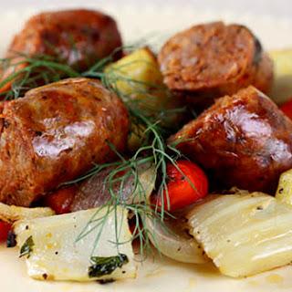 Umbrian Sausage Bake