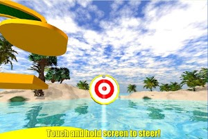 Screenshot of Tiki Golf 3D FREE