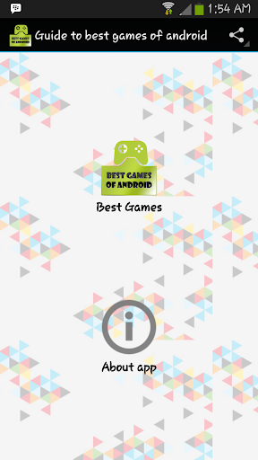 best games of android