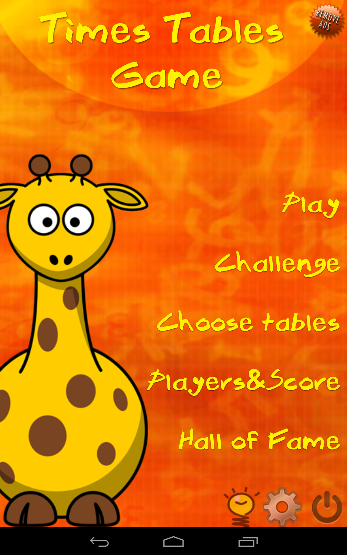 Times Tables Game (free) screenshot #7