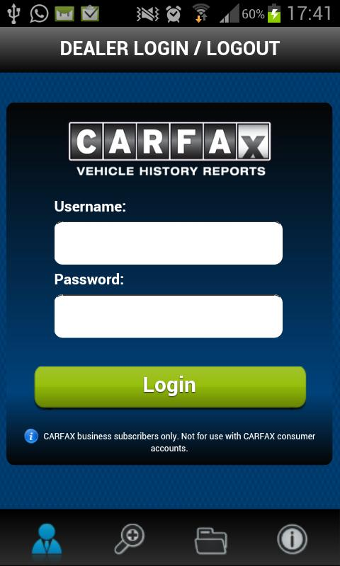 CARFAX Dealer Android Apps on Google Play