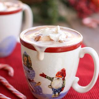 Polar Express Hot Chocolate.