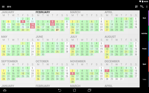 Business Calendar 2 v2.4.0 Beta 1