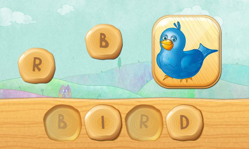 Smart Speller English (Kids)- screenshot