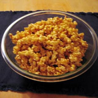 Soft Caramel Corn.