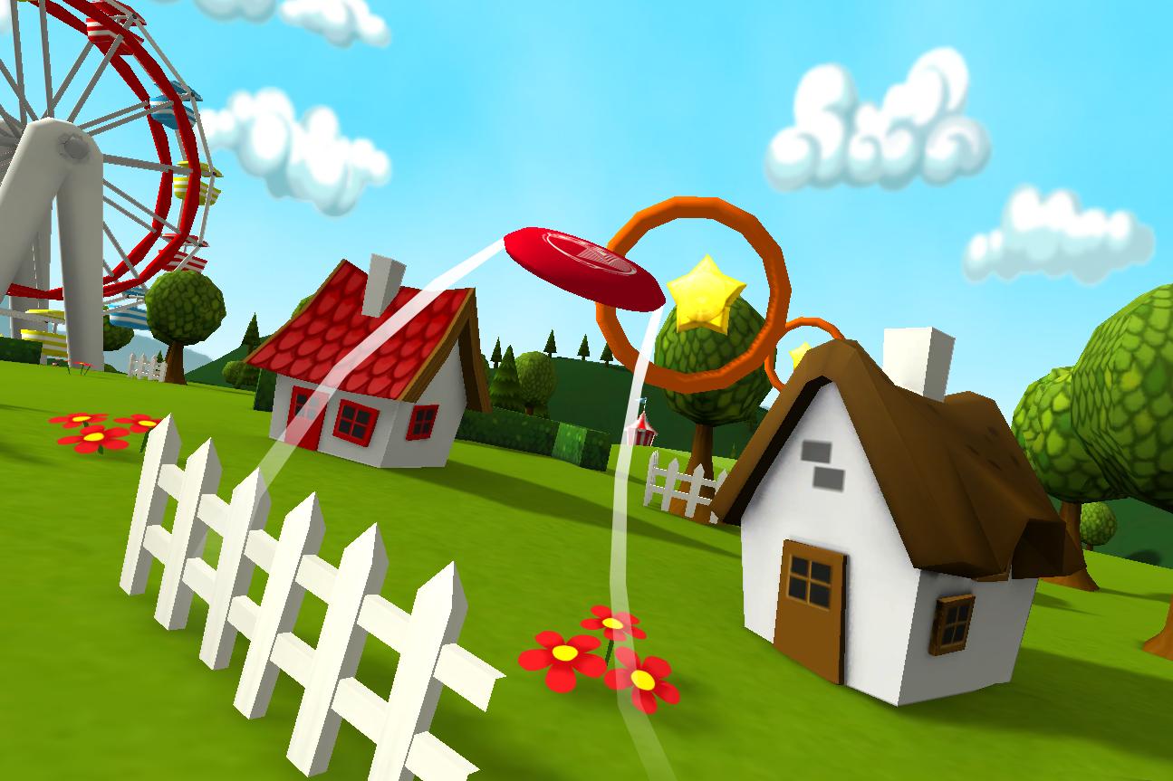 Frisbee(R) Forever - screenshot