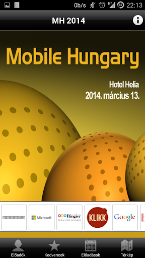 Mobile Hungary 2014