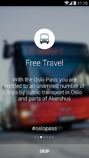 Oslo Pass - Official City Card- screenshot thumbnail