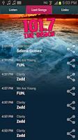 Screenshot of The Beach Today's Hit Music