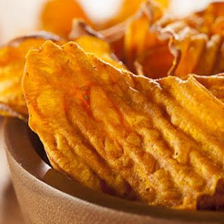 Sweet Potato Chips.