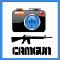 CamGun Free Demo (Camera Gun) logo