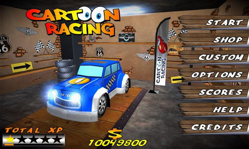 Cartoon Racing