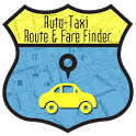 Auto-Taxi Route & Fare Finder icon