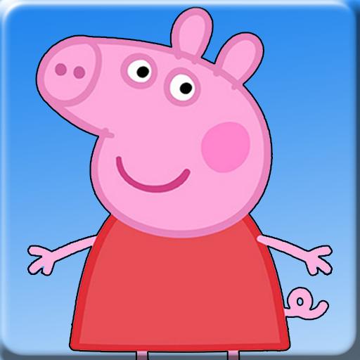 粉紅豬小妹學步拼圖 教育 App LOGO-硬是要APP