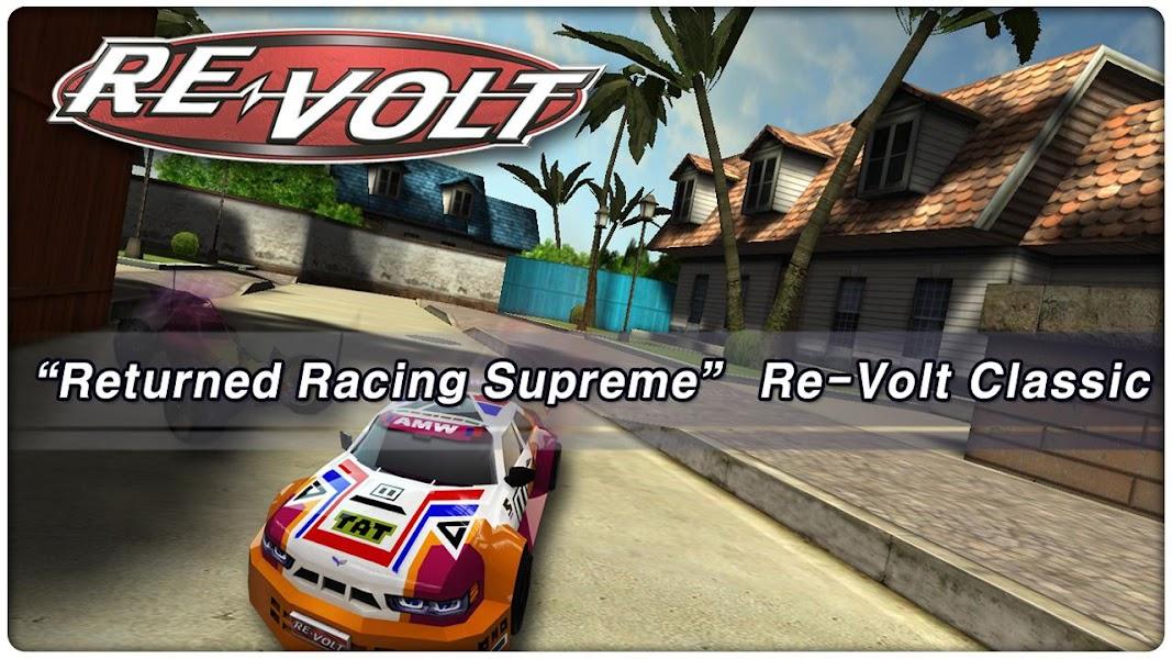 RE-VOLT Classic 3D Premium Apk