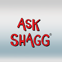 Ask Shagg logo