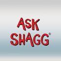 Ask Shagg logo