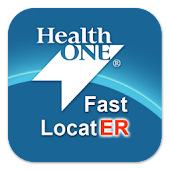 HealthONE Fast LocatER