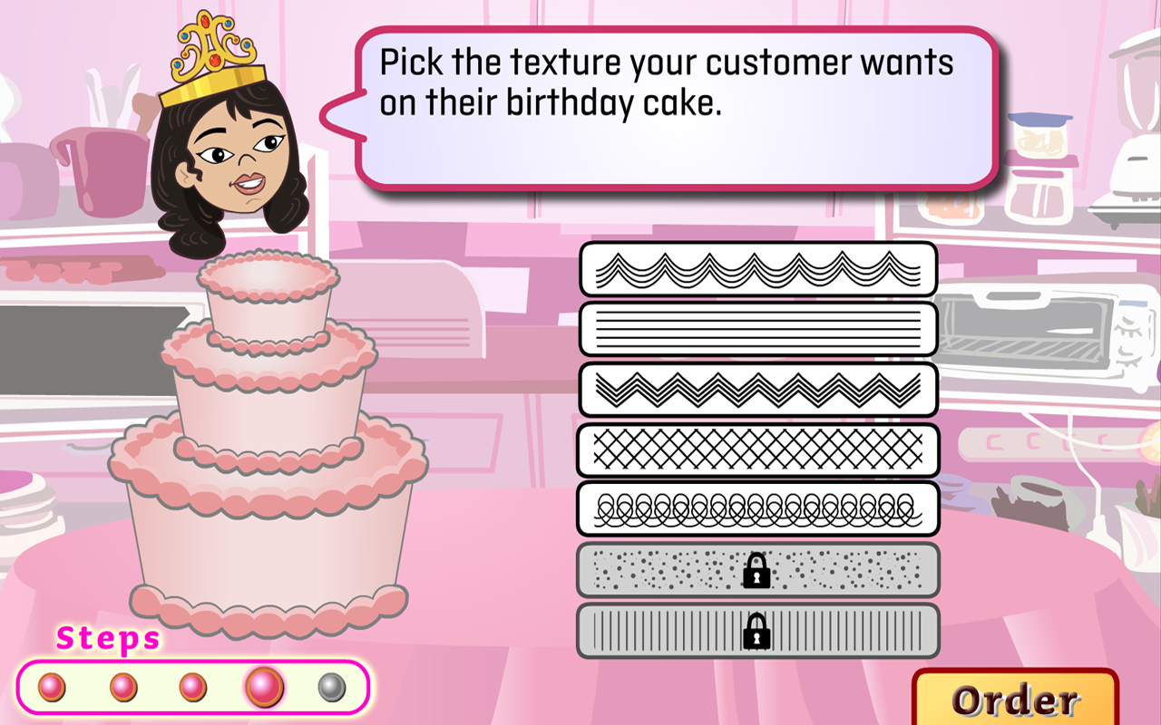 TVOKids Cake Artist- screenshot