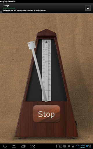 【免費音樂App】最經典的節拍器-APP點子