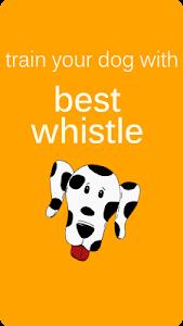 Dog whistle for Pebble v1.0