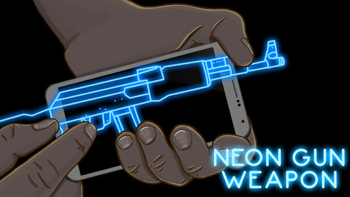 霓虹燈炮武器