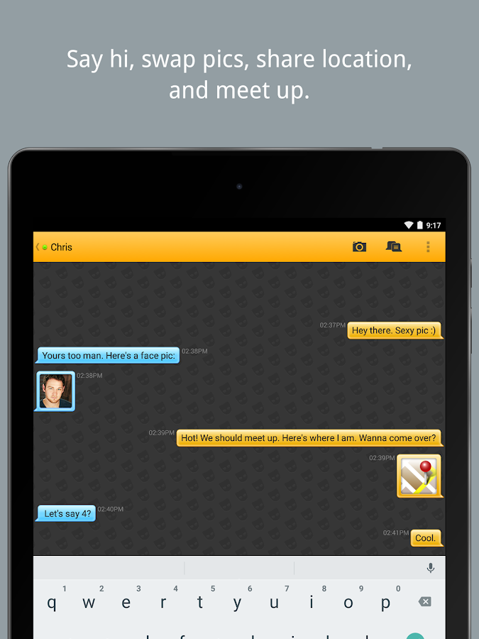 Grindr - Gay chat, meet & date - screenshot