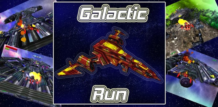Galactic Run Apk v1.2