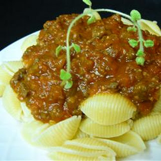 Very Special Spaghetti Sauce