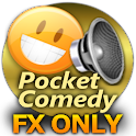 Pocket Comedy FX Sounds Tones logo