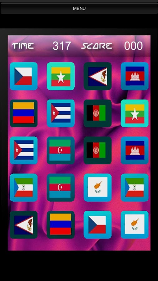 Flags Match Flags- screenshot