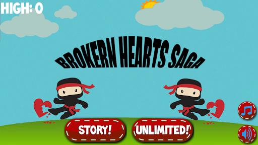Broken Hearts Saga