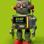 ROBOT Live Wallpaper Trial