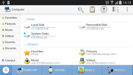 Computer File Explorer v 1.3.b71[Mod Ad Free]