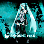 Hatsune Miku HD Live Wallpaper