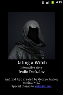Dating a Witch Gamebook- screenshot thumbnail