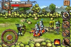 Screenshot of Robin Hood