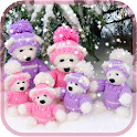 christmas lovely wallpaper icon