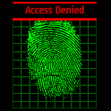 FingerPrint Scanner Joke icon
