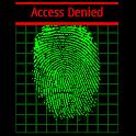 FingerPrint Scanner Joke icon