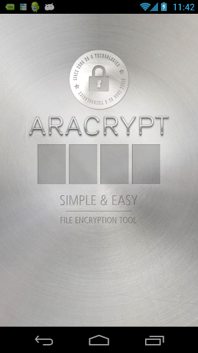 araCrypt Pro