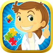 libon & her 3D puzzle for kids