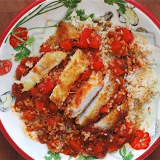 The Chicken Cacciatore Rice Bowl