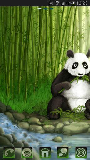 GO Launcher EX Theme Panda Buy