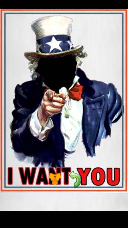 I WANT YOU Uncle Sam - screenshot