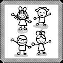 Kids Doodle Puzzle logo